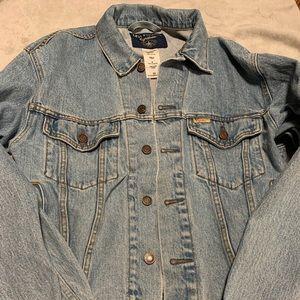 Women's Levi's jean jacket 8